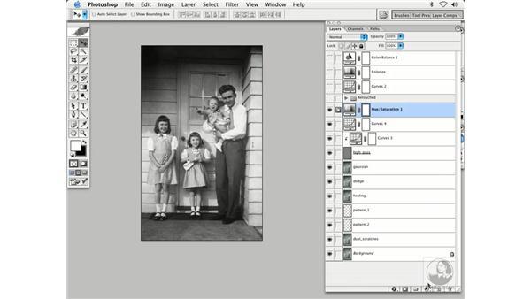 photo restoration 5: Enhancing Digital Photography with Photoshop CS