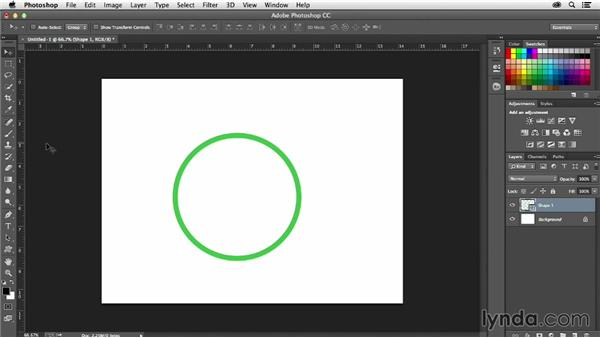 How to combine vector shapes in Photoshop: Creative Quick Tips