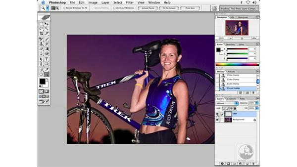 people - red eye: Enhancing Digital Photography with Photoshop CS