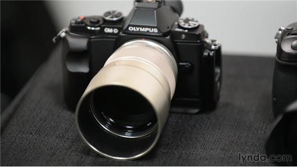 The origin of the format: Up and Running with Micro Four-Thirds Cameras