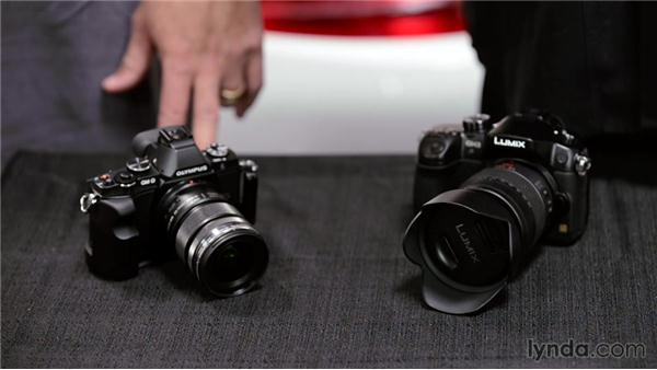 Setting your budget for your camera: Up and Running with Micro Four-Thirds Cameras