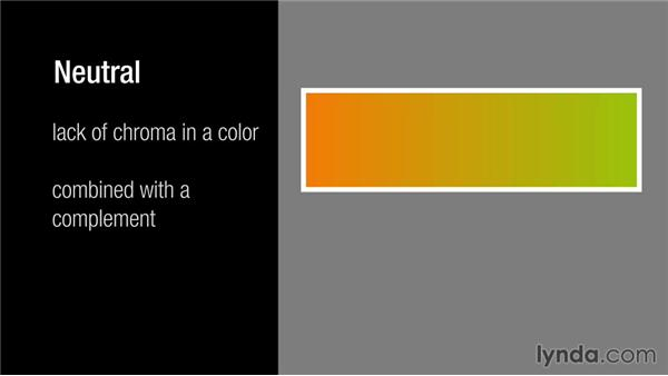 An overview of elements: Foundations of Color