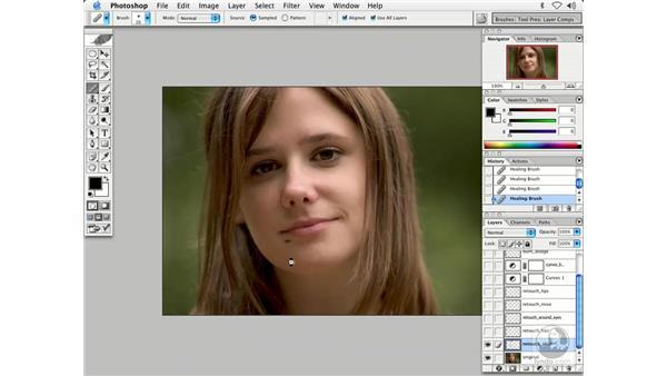 people - skin, hair flyaways: Enhancing Digital Photography with Photoshop CS