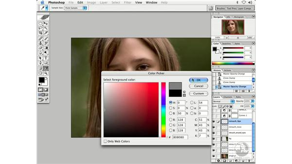 people - eyes, nose, lips: Enhancing Digital Photography with Photoshop CS