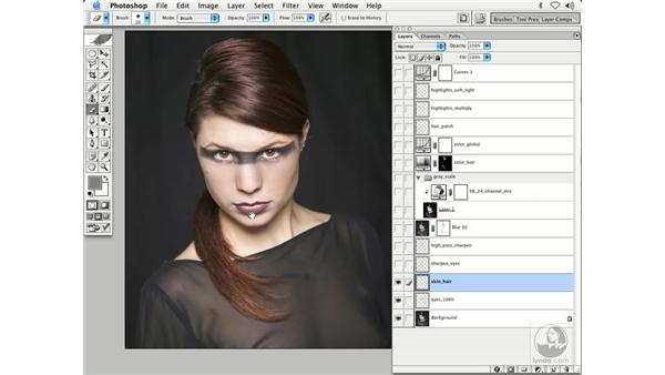 people - fashion 1: Enhancing Digital Photography with Photoshop CS
