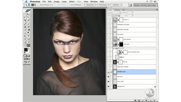 people - fashion 2: Enhancing Digital Photography with Photoshop CS