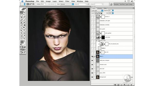 people - fashion 3: Enhancing Digital Photography with Photoshop CS