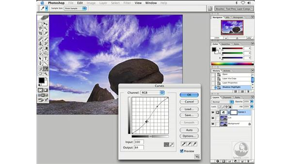 shadow highlights 4: Enhancing Digital Photography with Photoshop CS