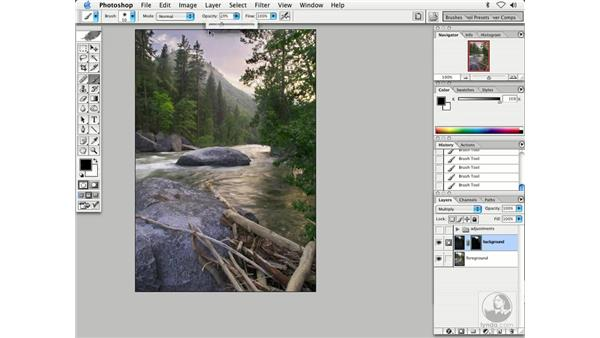 multiple exposures in the wild: Enhancing Digital Photography with Photoshop CS
