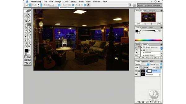 multiple exposures 2: Enhancing Digital Photography with Photoshop CS