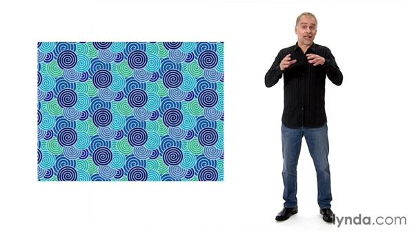 The reinvention of tile patterns: Illustrator CC 2013 One-on-One: Intermediate