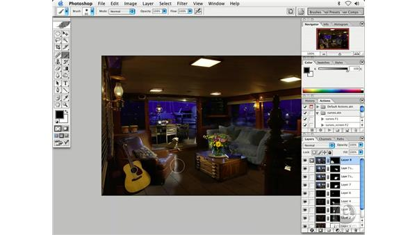 multiple exposures 4: Enhancing Digital Photography with Photoshop CS