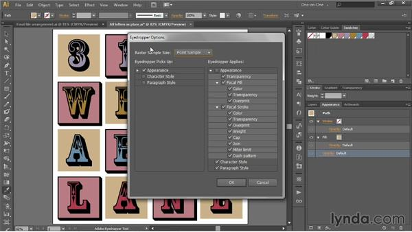 Adding an extruded edge effect: Illustrator CC 2013 One-on-One: Intermediate