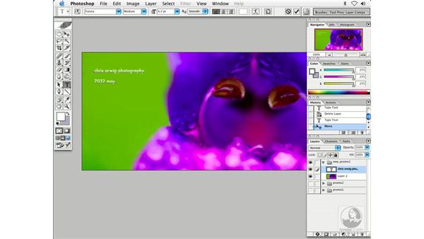 promo card 1: Enhancing Digital Photography with Photoshop CS