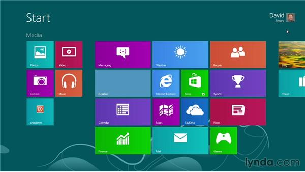 Keyboard shortcuts for searching: Windows 8 Tips and Tricks