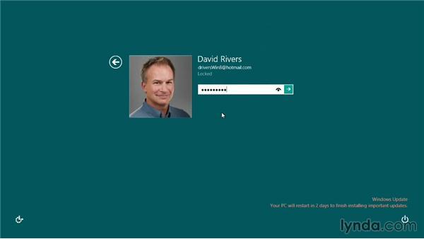 Customizing the lock screen: Windows 8 Tips and Tricks