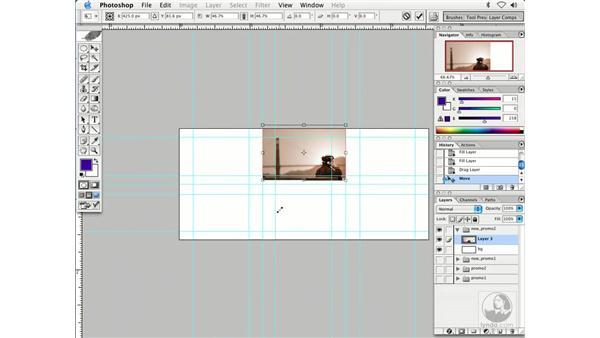 promo card 2: Enhancing Digital Photography with Photoshop CS