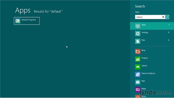 Choosing your default photo viewer: Windows 8 Tips and Tricks