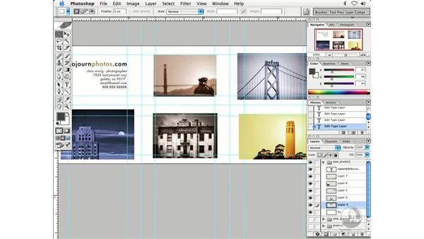 promo card 3: Enhancing Digital Photography with Photoshop CS