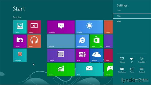 Modifying the power button to use sleep mode: Windows 8 Tips and Tricks