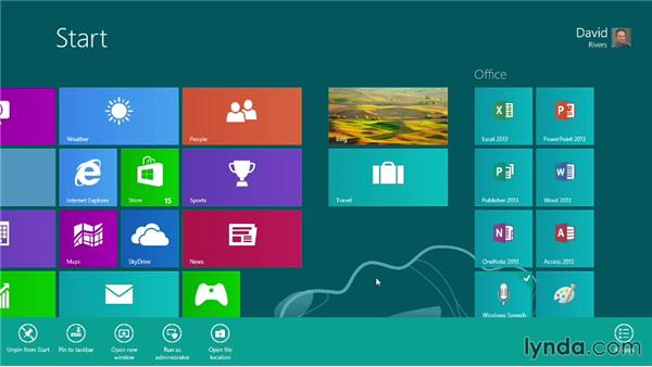 Running a program as the administrator: Windows 8 Tips and Tricks