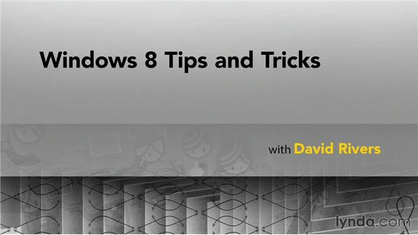 Next steps: Windows 8 Tips and Tricks
