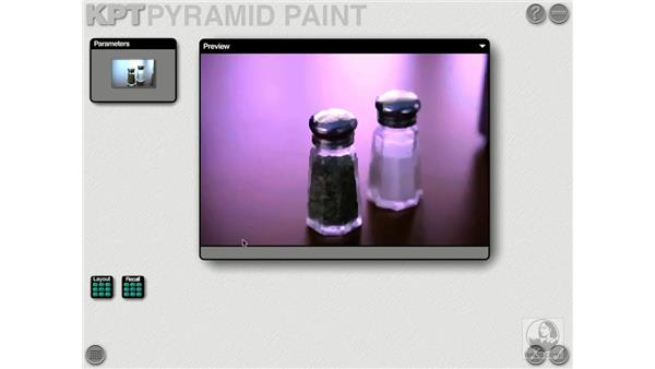 using KPT effects: Getting Started with Corel Painter IX