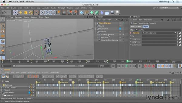 What is CINEMA 4D Lite?: CINEMA 4D Lite for After Effects: Getting Started