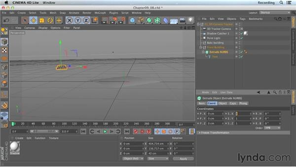 Merging objects from CINEMA 4D files: CINEMA 4D Lite for After Effects: Getting Started
