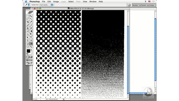 AM vs FM: Photoshop CS Prepress Essentials