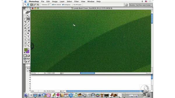 descreening: Photoshop CS Prepress Essentials