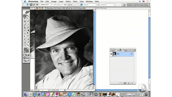 dust and scratches: Photoshop CS Prepress Essentials