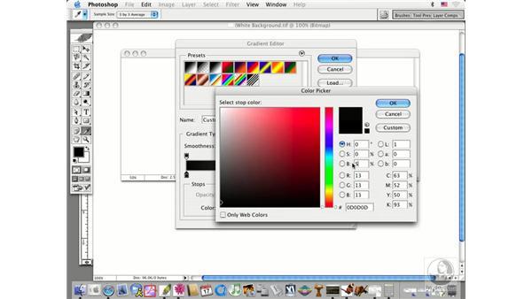 print gradients: Photoshop CS Prepress Essentials
