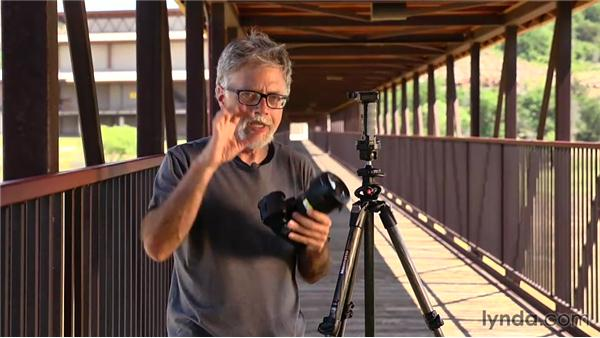 Using a tripod: The Practicing Photographer
