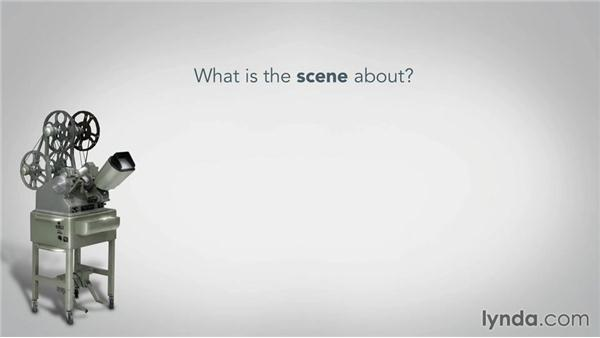 Performing script and scene analysis: Foundations of Video: The Art of Editing