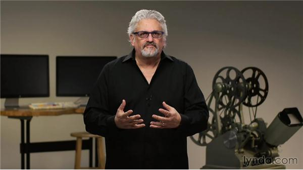 Commercial: Foundations of Video: The Art of Editing
