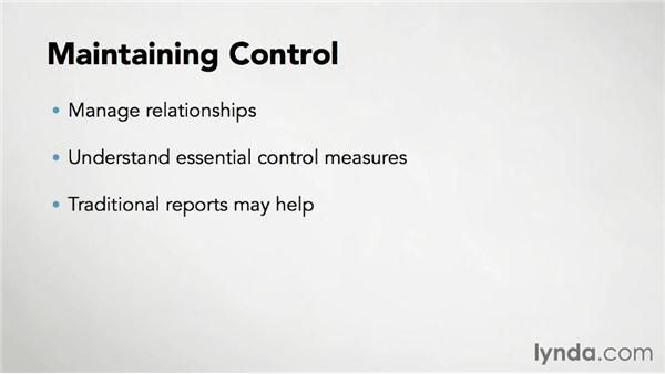 Adjusting management techniques: Agile Project Management
