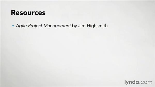 Next steps: Agile Project Management
