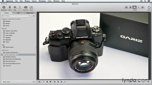 Deciding how much to crop: Enhancing Product Photography with Aperture