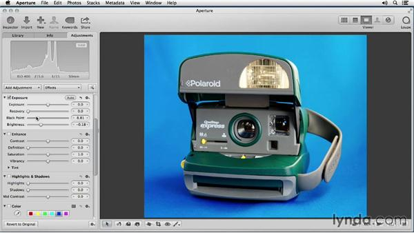 Determining the most effective exposure for an object: Enhancing Product Photography with Aperture