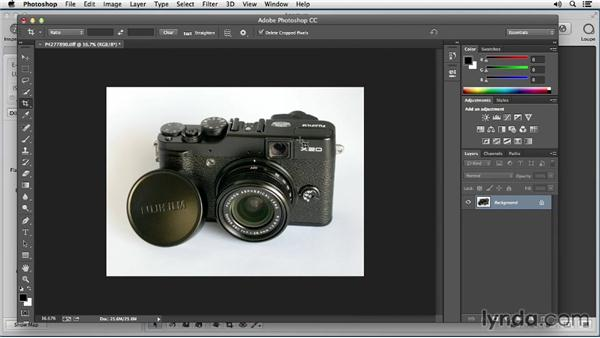 Round-tripping with Photoshop: Enhancing Product Photography with Aperture