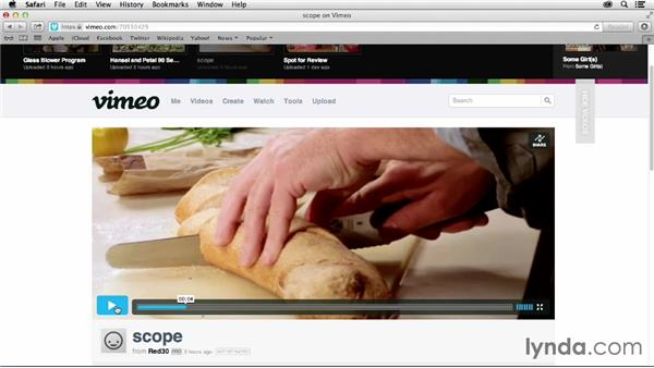 Displaying content in wide-screen and other aspect ratios: Vimeo Projects for Creative Professionals