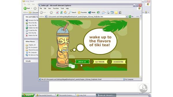 : Studio MX 2004 Web Workflow