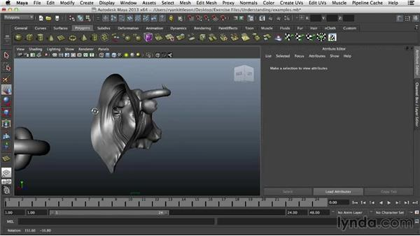 Understanding modeling for 3D printing: 3D Printing on Shapeways Using Maya