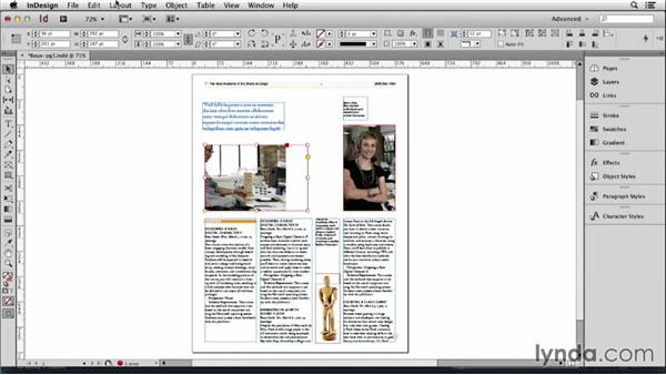 107 Using the same keyboard shortcut for two different commands with the Context feature: InDesign Secrets