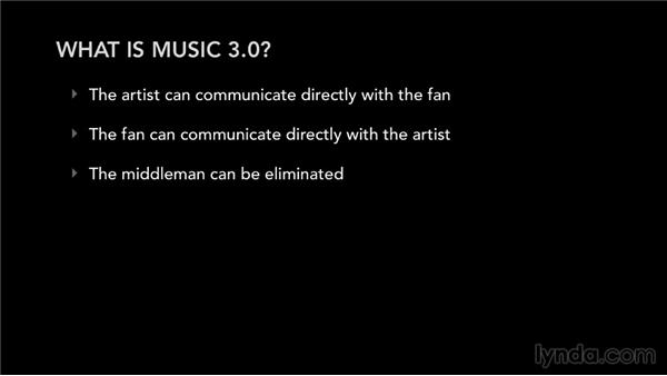 What is music 3.0?: Social Media Basics for Musicians and Bands