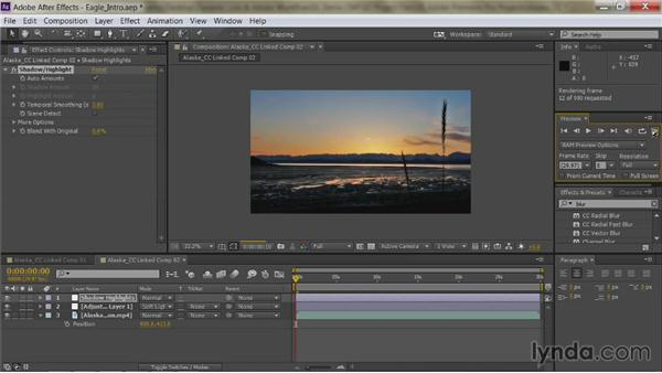 Replacing with an After Effects composition: Premiere Pro Guru: Dynamic Link and the Adobe Workflow