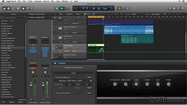 Welcome: New Ways to Create Music with Logic Pro X