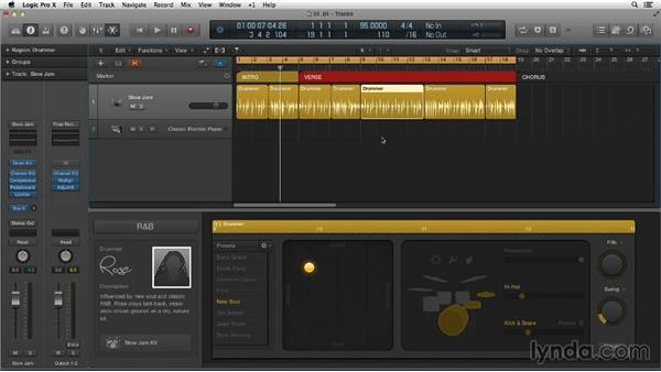 Exploring Drummer: New Ways to Create Music with Logic Pro X