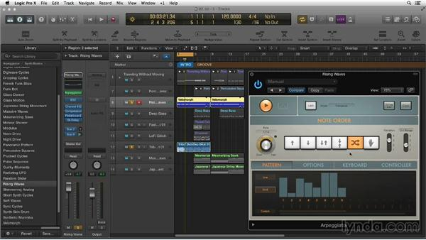 Exploring MIDI plugins beyond Arpeggiator: New Ways to Create Music with Logic Pro X